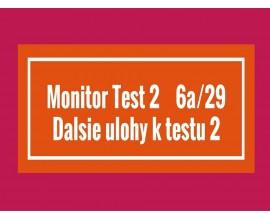 Monitor - Test 1- Ďalšie úlohy k Testu 2