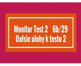 Monitor - Test 2- Ďalšie úlohy k Testu 2