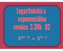 Logaritmické a exponenciálne rovnice