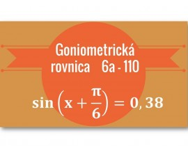 Goniometricke rovnice